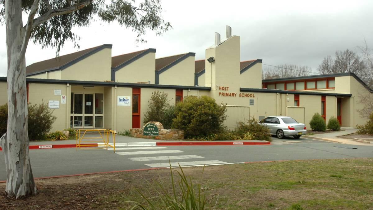 The ACT government could look at reopening former school sites to ease enrolment pressures. Picture: Elesa Kurtz