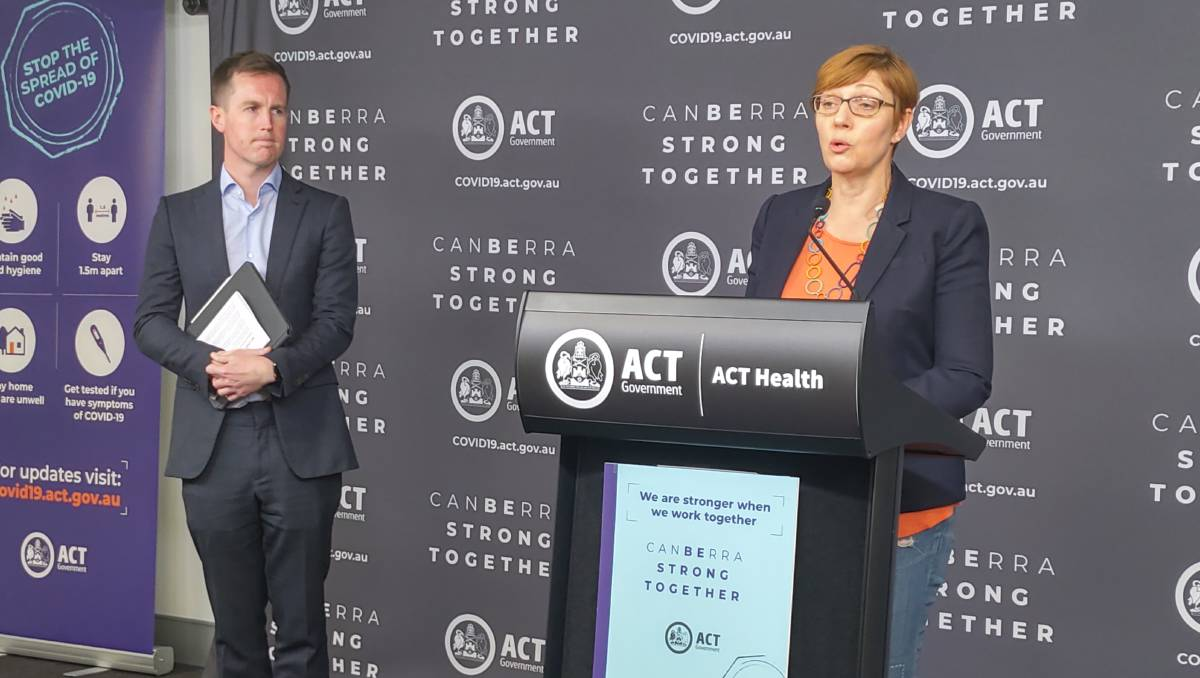 Coronavirus: ACT enforces quarantine for people travelling from Sydney – The Canberra Times