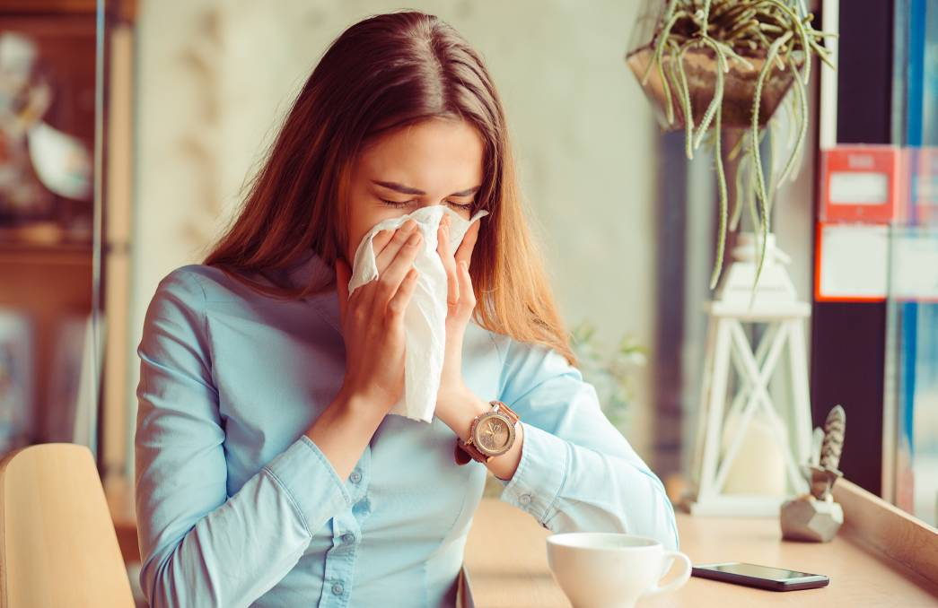 Logic dictates if we're all working from home, physically distancing and washing our hands more frequently because of COVID-19, we're likely to contract fewer other infectious diseases. Picture: Shutterstock