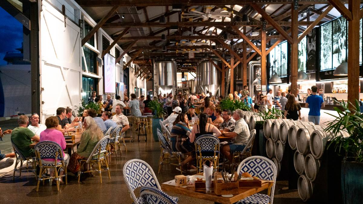 Hemingway's Brewery is an excellent spot for craft brews and a meal.