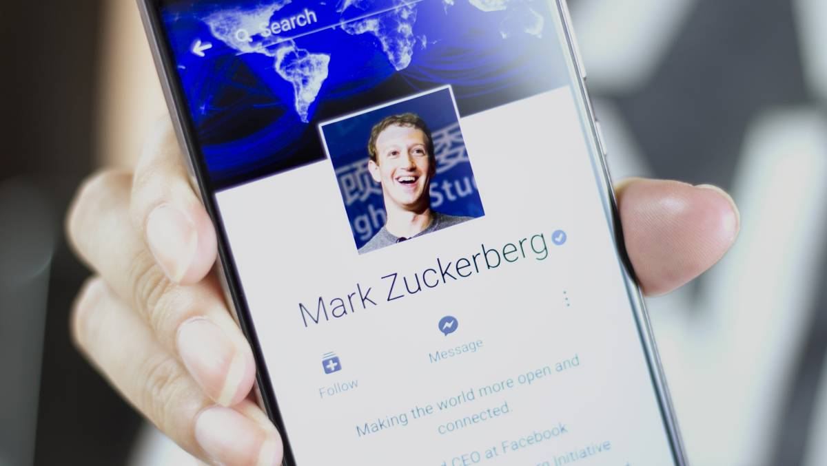 Facebook has wilfully chosen to diminish its own brand. Picture: Shutterstock
