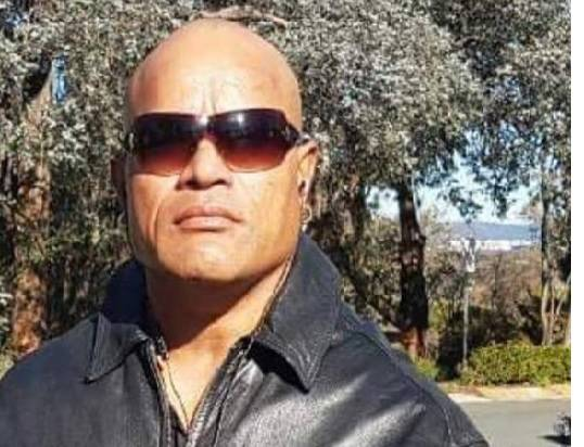 Canberra Comancheros bikie boss Pitasoni Tali Ulavalu, who was killed out the front of Kokomo's. Picture: Facebook