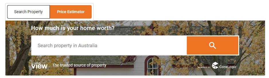 A Property Search and Price Estimator tool, linking through to the realestateview.com.au property database, is now available on the home page of every ACM website.
