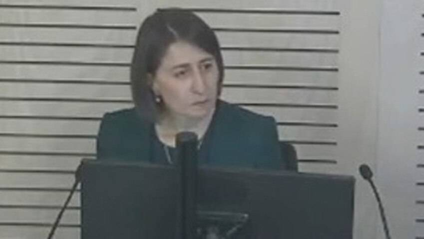 Gladys Berejiklian admits 'close personal relationship' with ex-MP: ICAC hears