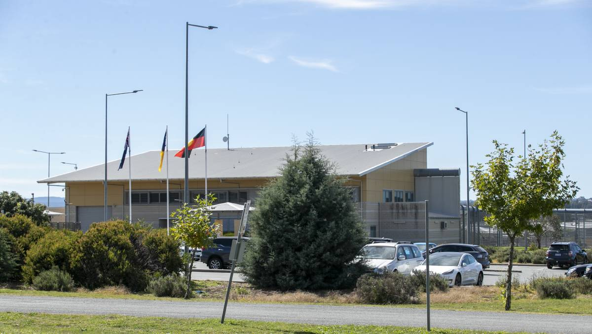 The ACT's Alexander Maconochie Centre has turned out to be an expensive disaster a reader says. Picture: Keegan Carroll