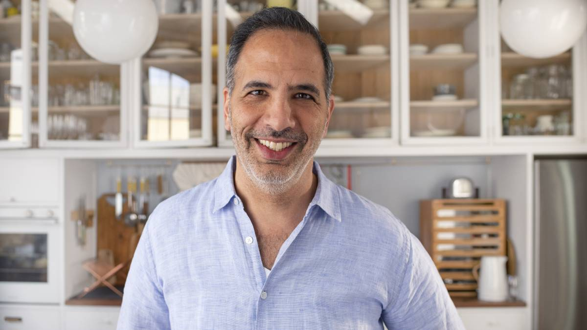Yotam Ottolenghi has announced dates for a tour of Australia and New Zealand. Picture: Supplied