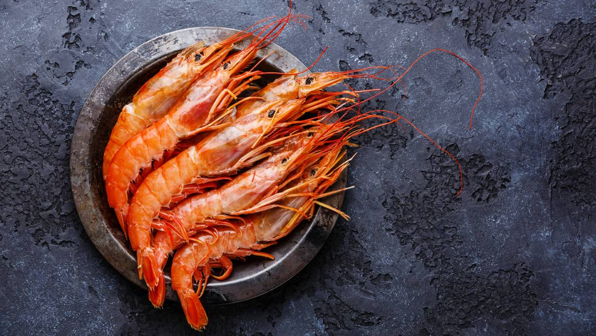 Prawns have been part of the Australian cuisine long before Paul Hogan urged us to cook them on the barbie. Picture: Shutterstock
