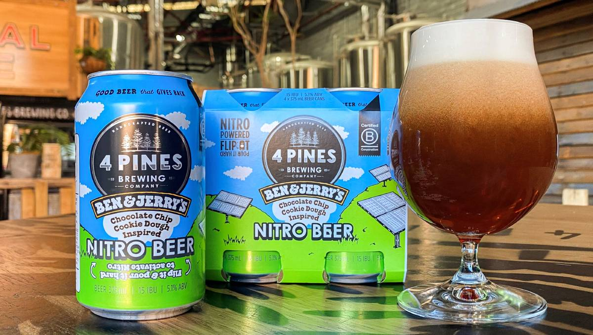 We all scream for Ben & Jerry's beer: New drop coming to a bar near you