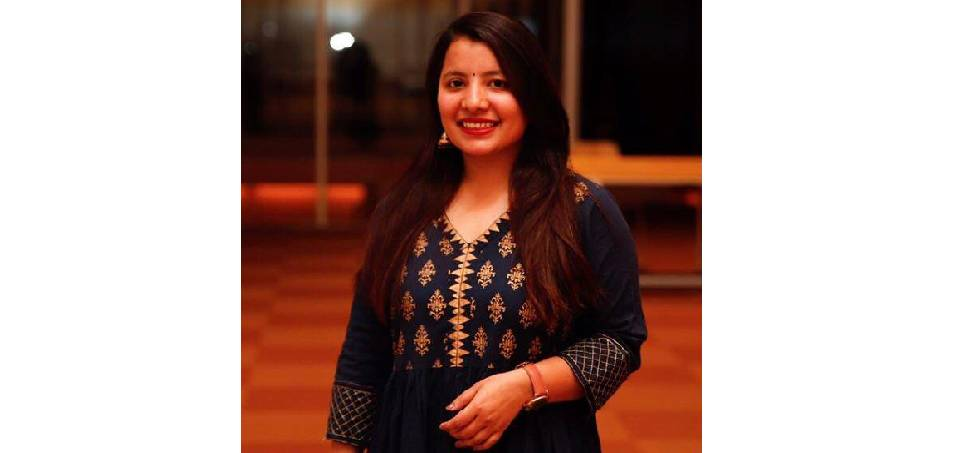 ANU Indian Student Association president Sonia Jeena. Picture: Supplied