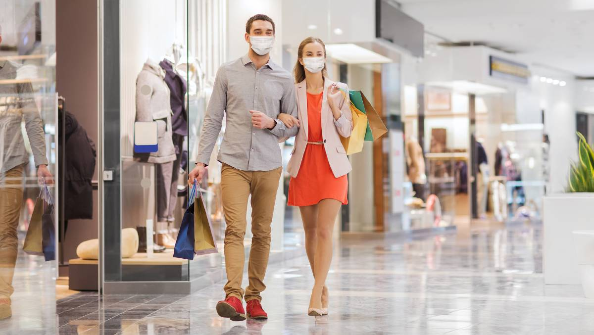 November saw a boost to clothing, footwear and personal accessory retailing, but consumer spending is an unreliable bet. Picture: Shutterstock