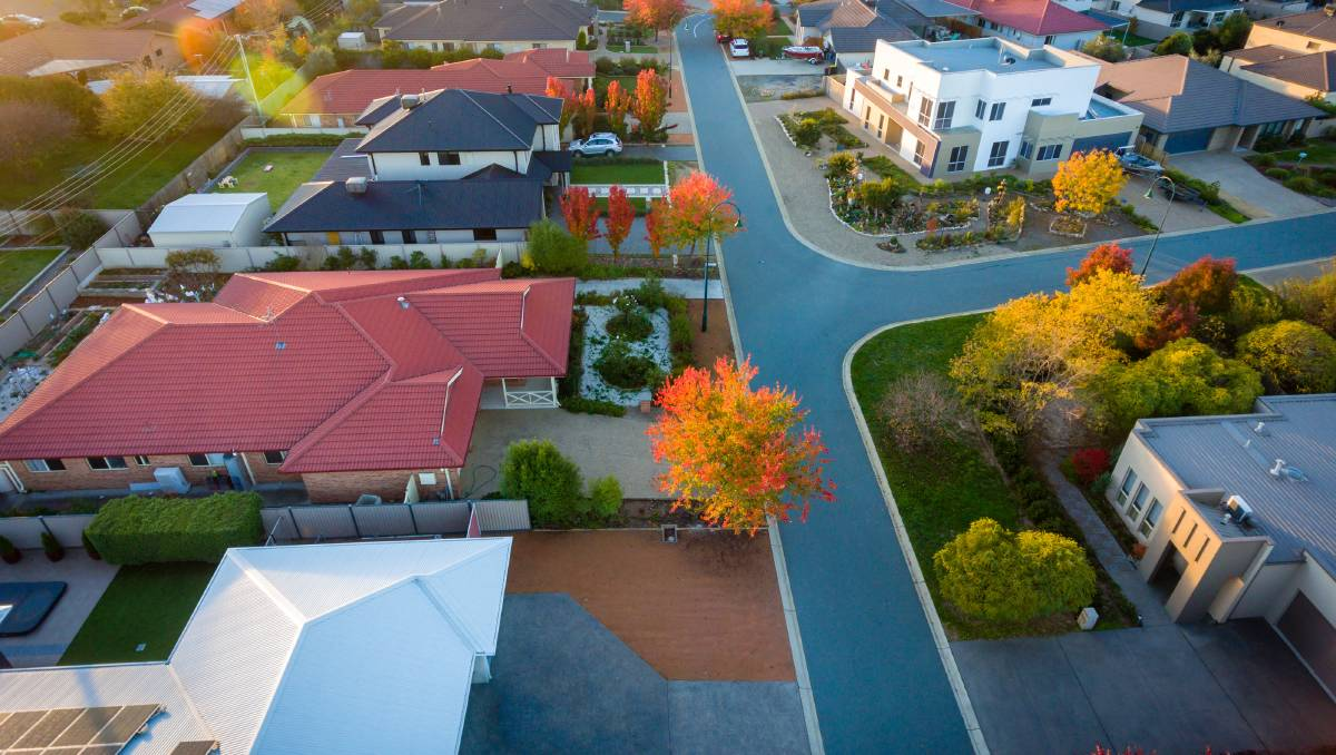 Canberra records biggest house price rise in the country – The Canberra Times