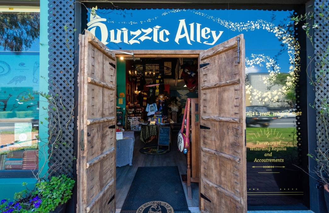 A Quizzic Alley store will be opening in Sydney next month.