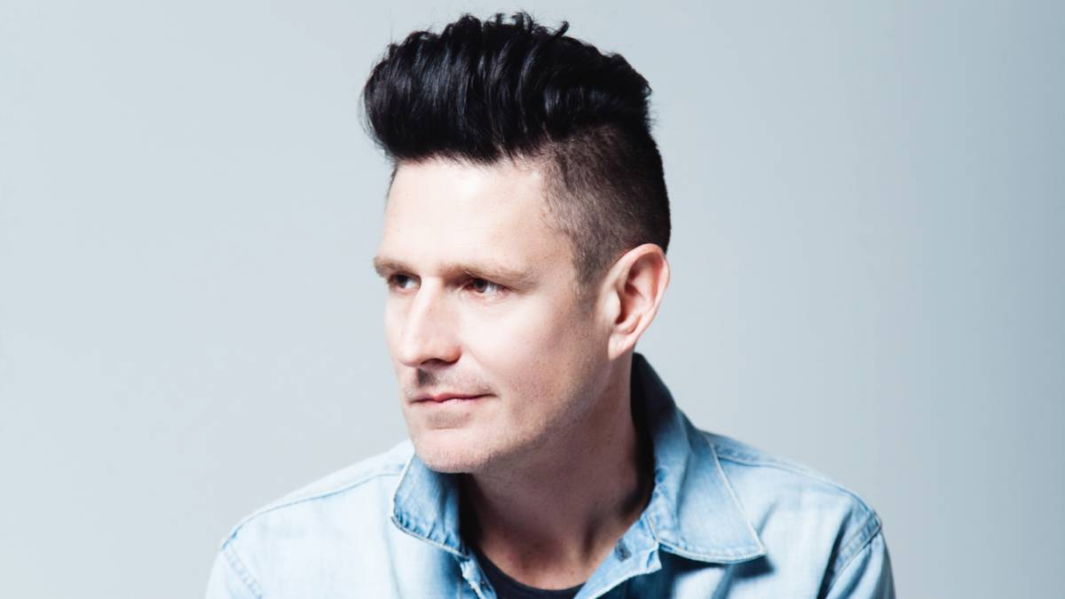 Wil Anderson in 'Critically Wil'. Picture: Supplied