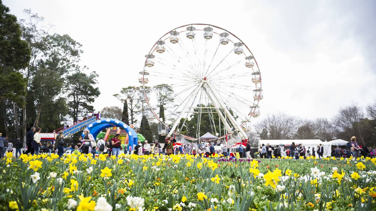 The ACT government says Floriade 2021 is