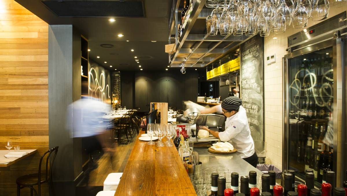 Canberra Restaurants