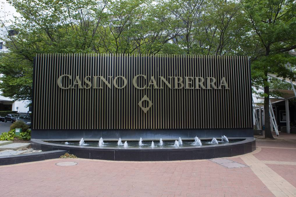 Casino Canberra has bounced back after a horror 2020. Picture: Jamila Toderas