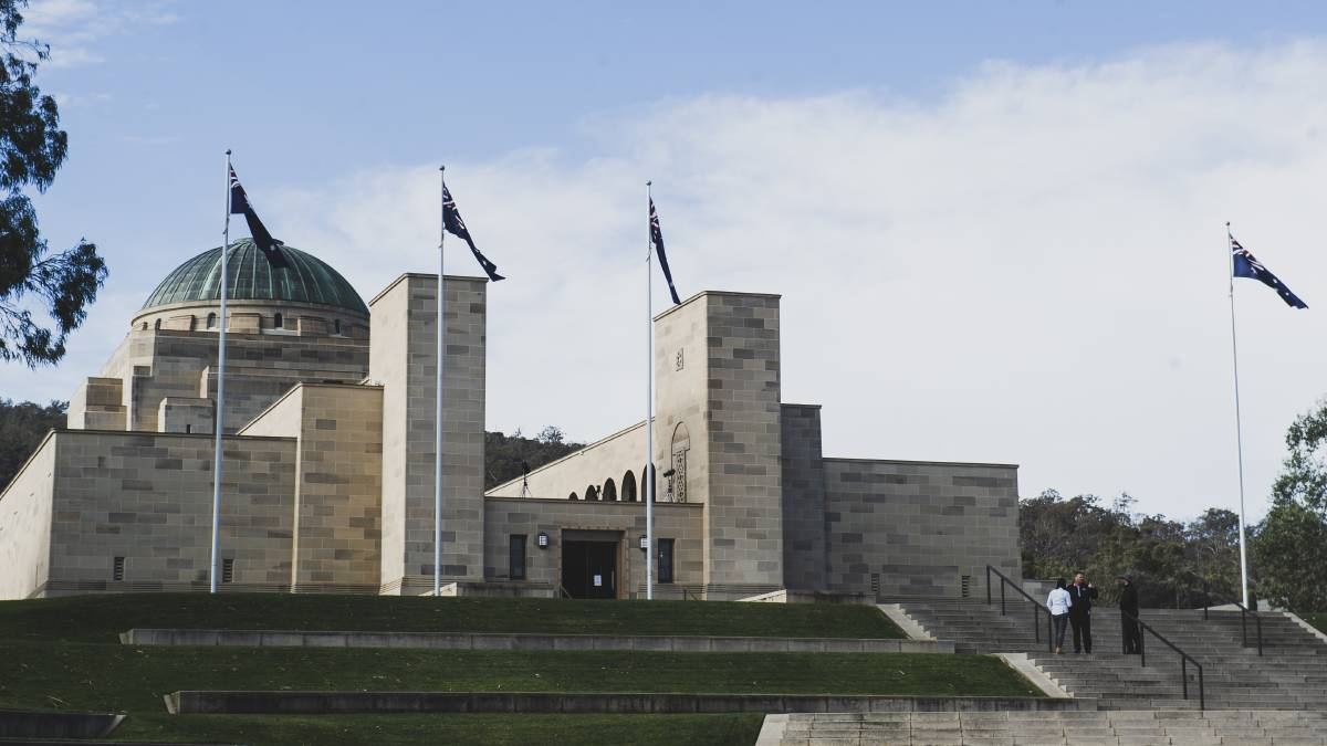The Australian War Memorial must determine how it will handle allegations of war crimes committed by Australian special forces soldiers in Afghanistan. Picture: Dion Georgopoulos
