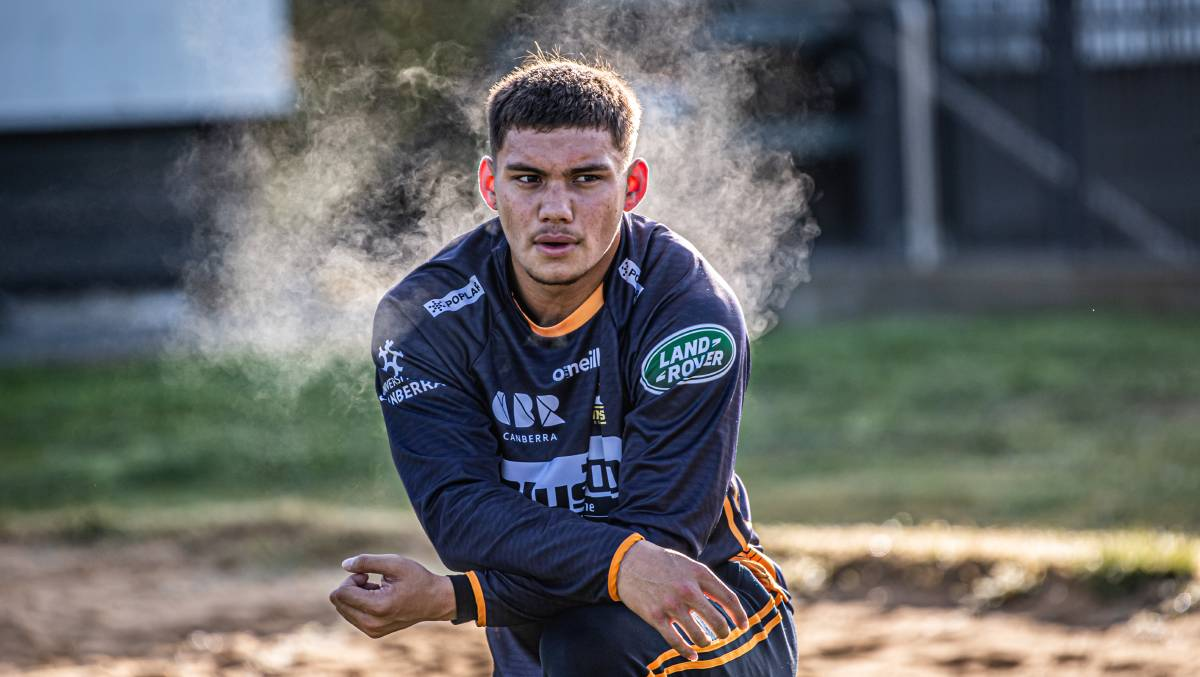 Reesjan Pasitoa is determined to earn more playing time at Super Rugby level this season. Picture: Karleen Minney