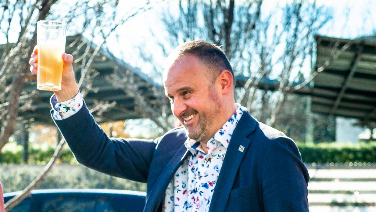 Canberra coronavirus restrictions: ACT rules eased NYE fireworks off the table – The Canberra Times