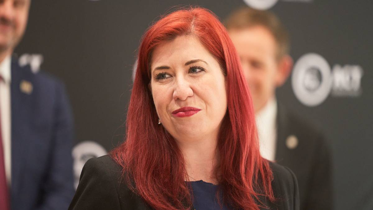 ACT Business Minister Tara Cheyne says the eligibility criteria for businesses in the ChooseCBR scheme could be changed ahead of its next rollout. Picture: Matt Loxton