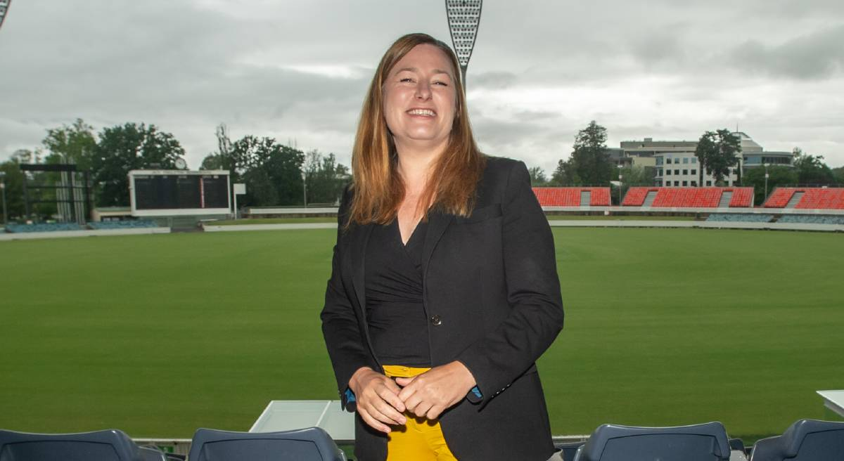 Minister for Sport and Recreation Yvette Berry. Picture: Karleen Minney