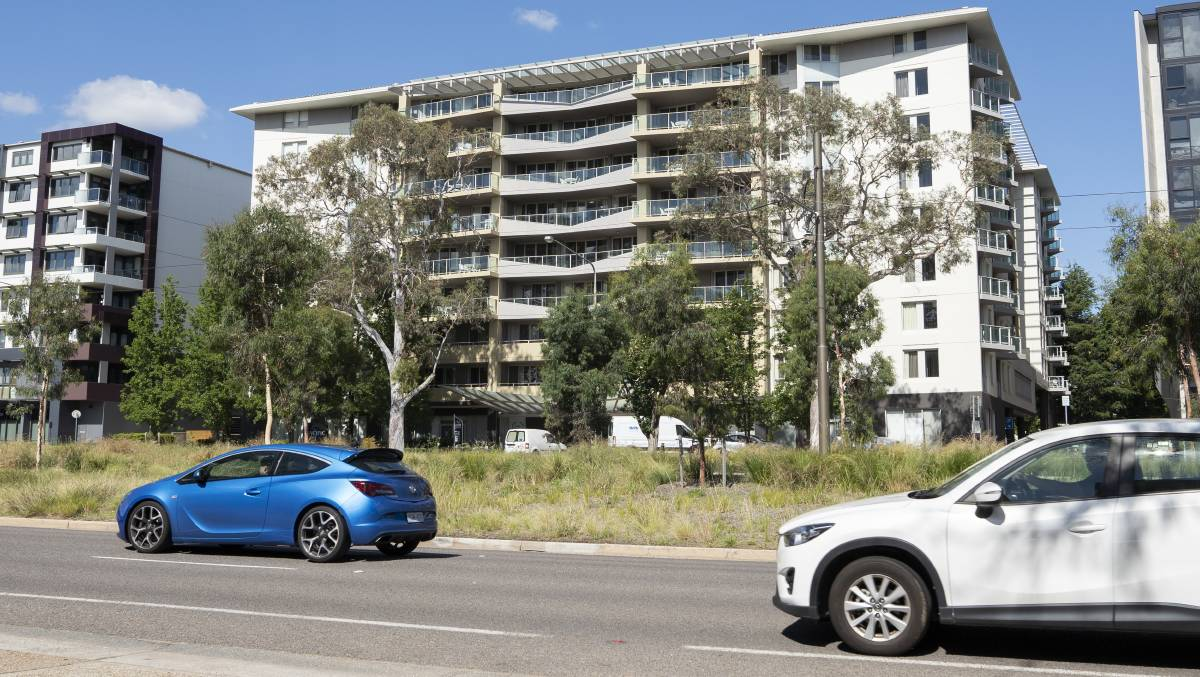 Parts of Northbourne Avenue will be turned into a 40km/h zone. Picture: Dion Georgopoulos