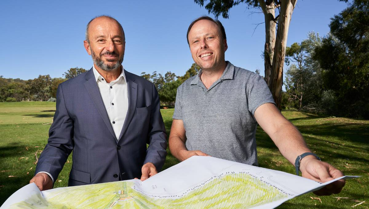 Turf war on the greens: Hotel and conference centre proposed for Federal Golf Club course – The Canberra Times