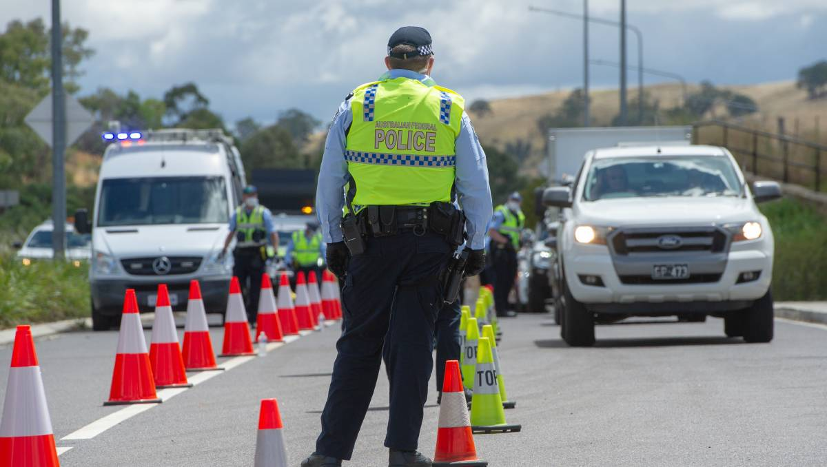 New Year's Day Canberra travellers exempt from Victorian quarantine – The Canberra Times