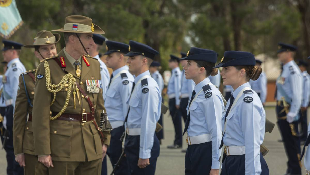 ADF chief defends 'prey' comments to cadets – The Canberra Times