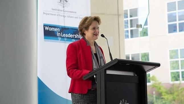 DFAT boss Frances Adamson departing Canberra to become South Australian governor – The Canberra Times