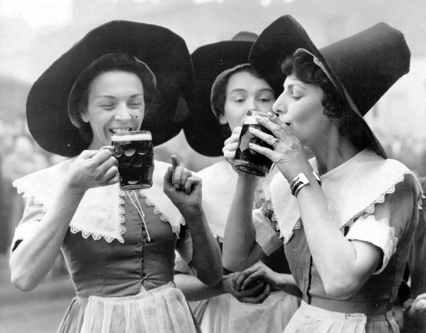 Women used to dominate the beer industry until the witch accusations started pouring in. Picture: Getty Images