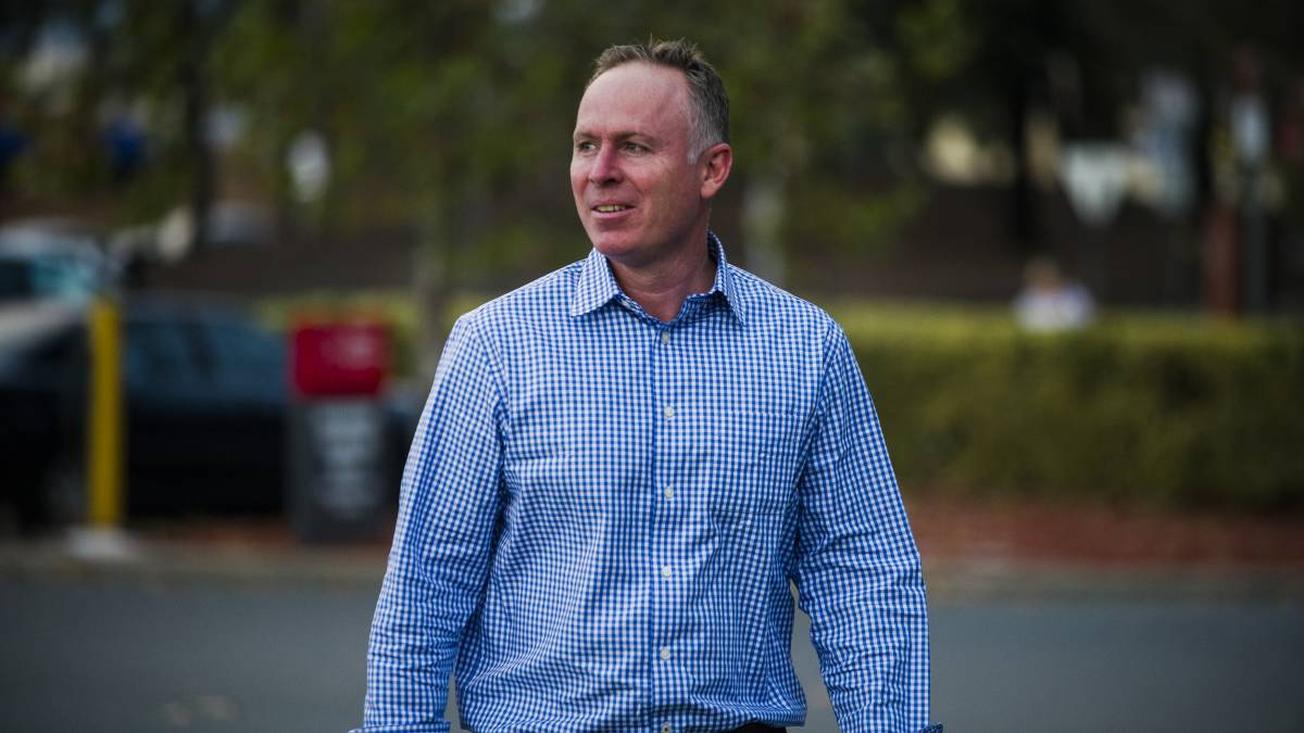 Brumbies chairman Matthew Nobbs is confident rugby finally has someone at the top to drive a future vision. Picture: Jamila Toderas