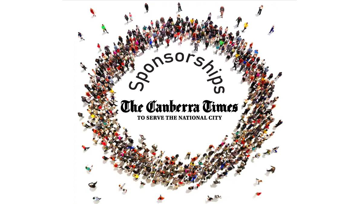 Canberra Times Sponsorship Requests