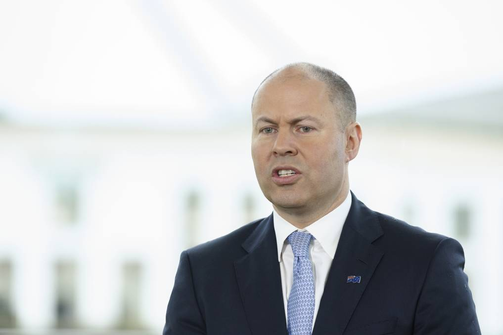 INDEFENSIBLE: Josh Frydenberg continues to deny the inevitable transition to a low-carbon world. Picture: Sitthixay Ditthavong