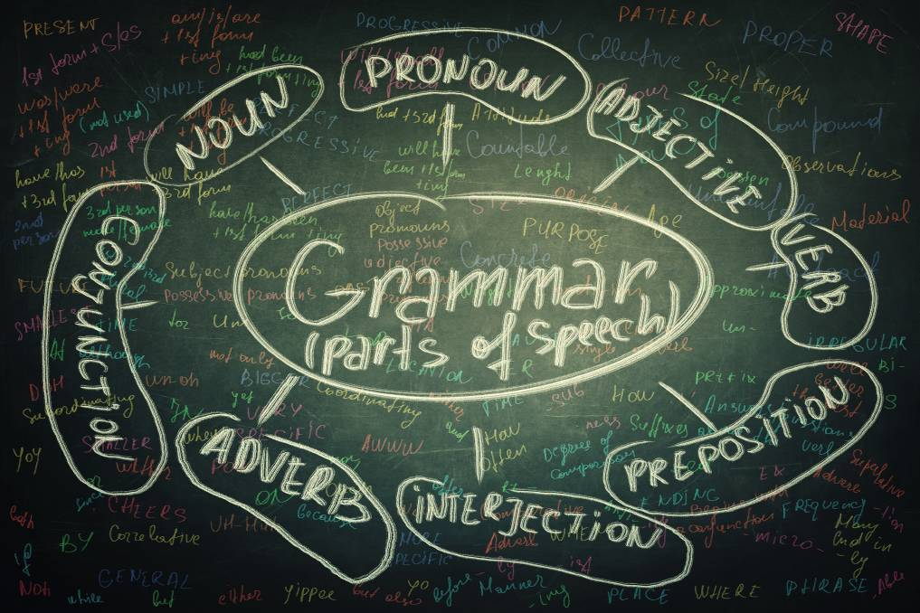The more you learn about grammar, the less grammary it becomes