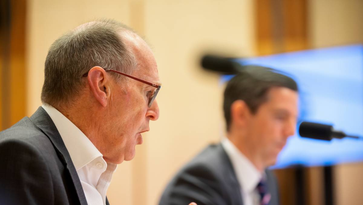 'Hubris or cowardice': Gaetjens inquiry no-show lashed by Labor