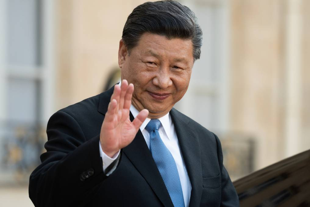 China, under Xi Jinping, and the United States are vying for influence, particularly in our part of the world. Picture: Shutterstock