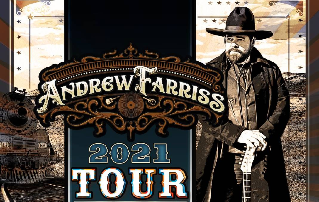 Andrew Farriss is opening his NSW tour in Queanbeyan tonight. Picture: Facebook