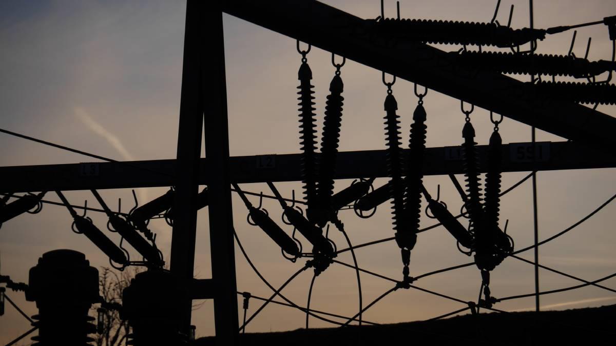 Power сut in Weston Creek