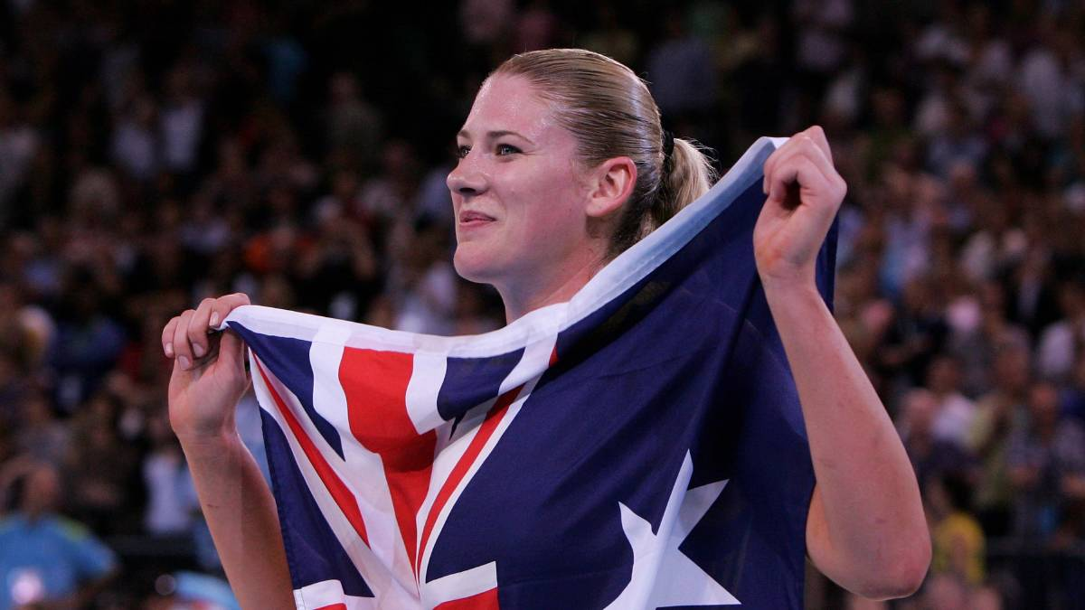 Lauren Jackson, a four-time Olympian, was one of the first Australian women to be paid professionally in team sport. Picture: Getty