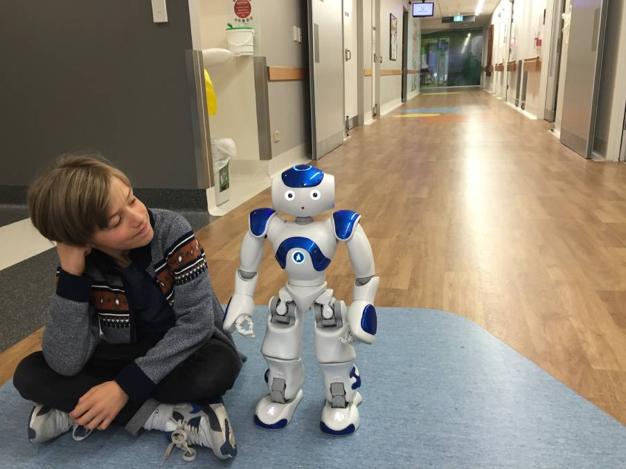 Canberra Hospital's new $25,000 robot for kids came from fundraising   The  Canberra Times   Canberra, ACT