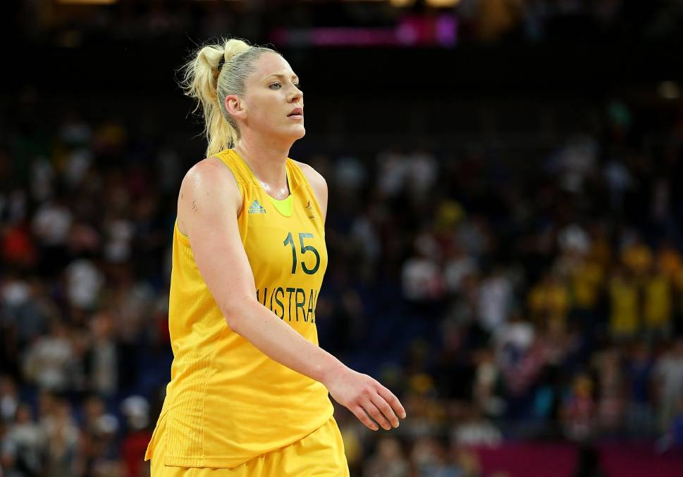 Audio: Lauren Jackson On The Honor Of Being Named