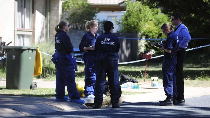 Police Investigate Woman U0026 39 S Death At Home In Kambah The
