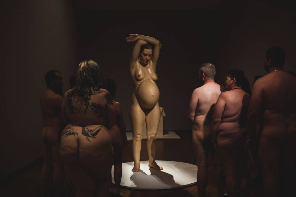 Nga naked