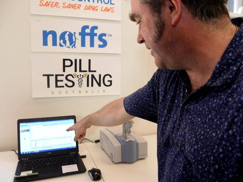 The Ted Noffs Foundation says the pill-testing debate has prompted reflection about young drug users