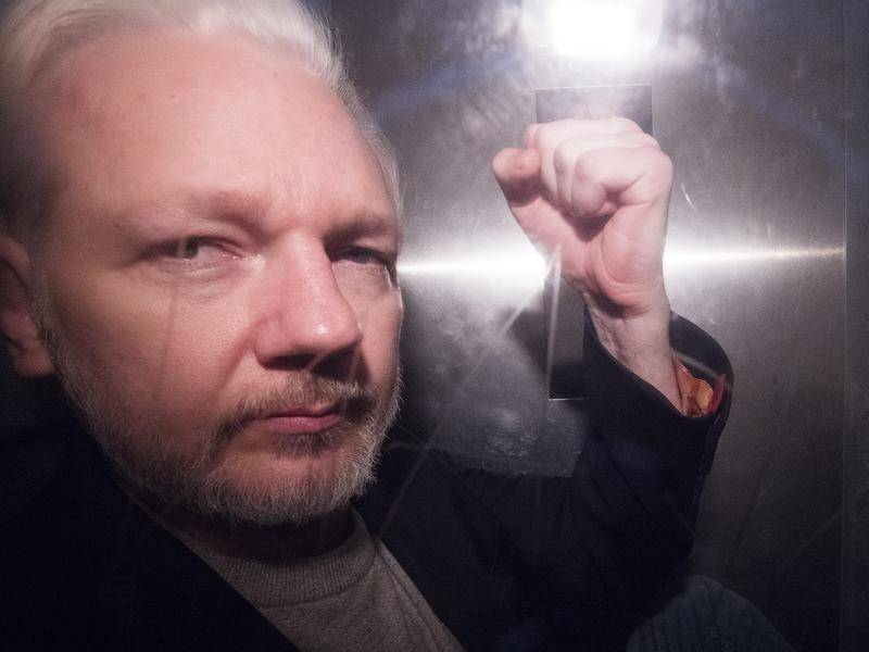 Scott Morrisoon says Wikileaks founder Julian Assange should