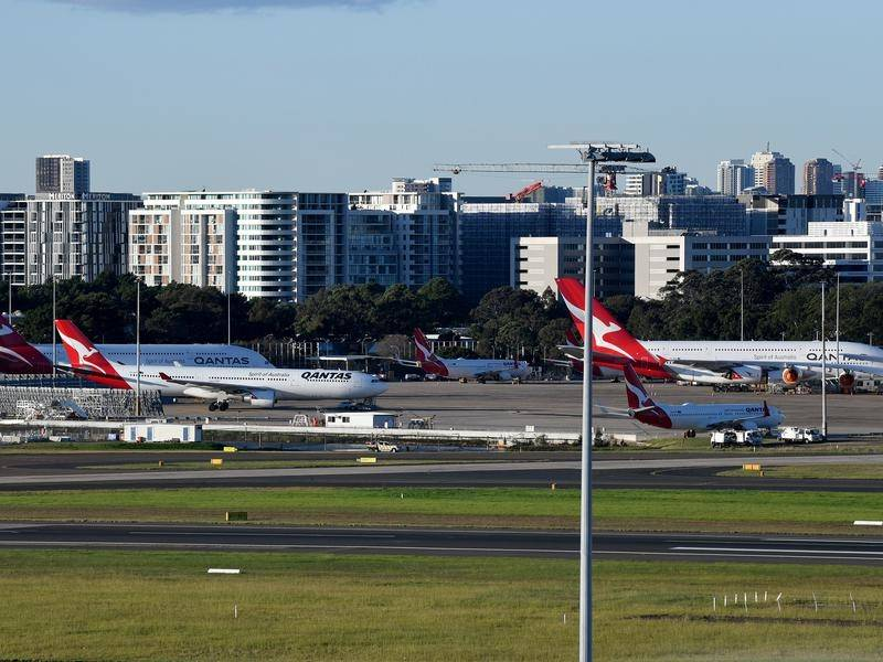 After the hit to international routes, Qantas now has to reduce Sydney to Melbourne flights.