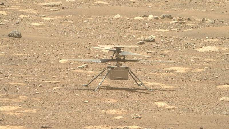 NASA gets ready for first flight on Mars – The Canberra Times