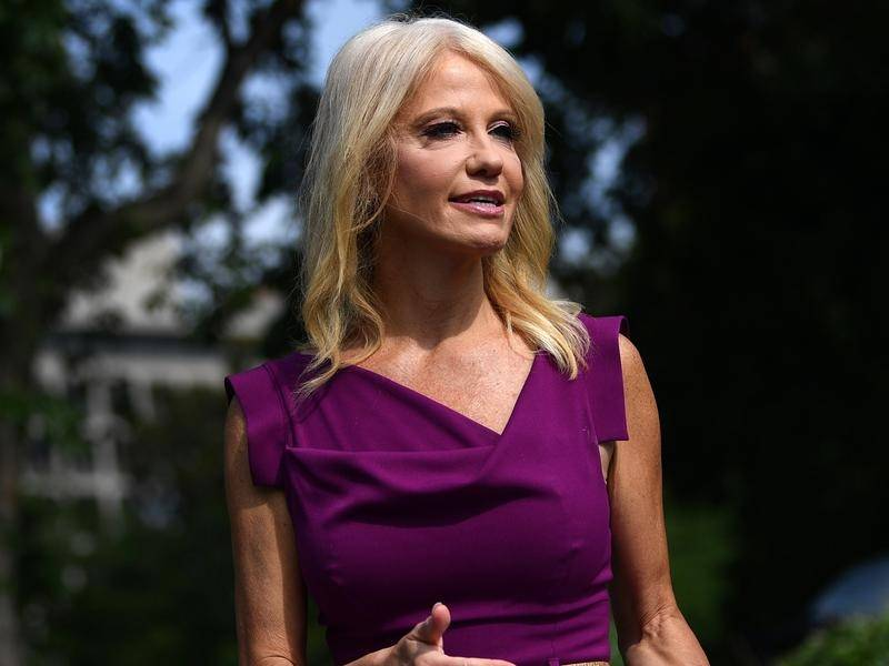 Senior Trump adviser Kellyanne Conway will leave the White House at the end of August.