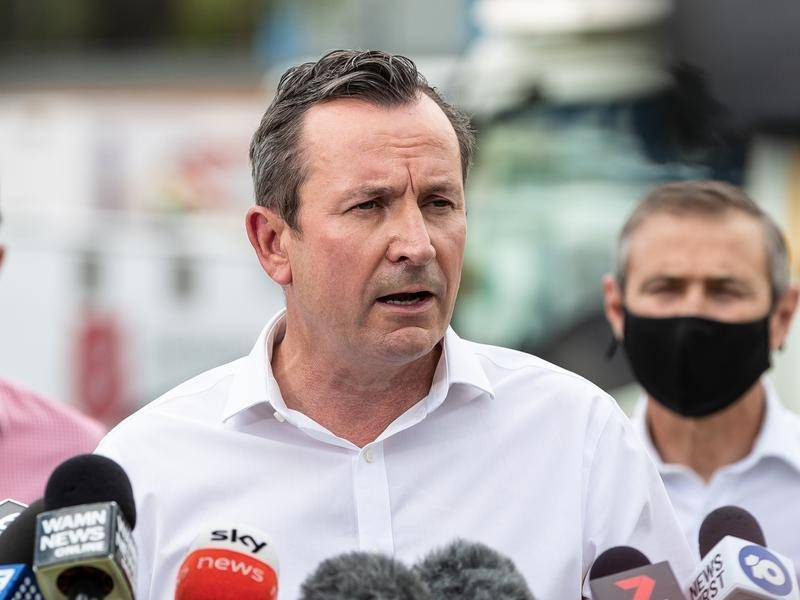 A new poll has predicted a crushing win for Mark McGowan's Labor government in the WA election.